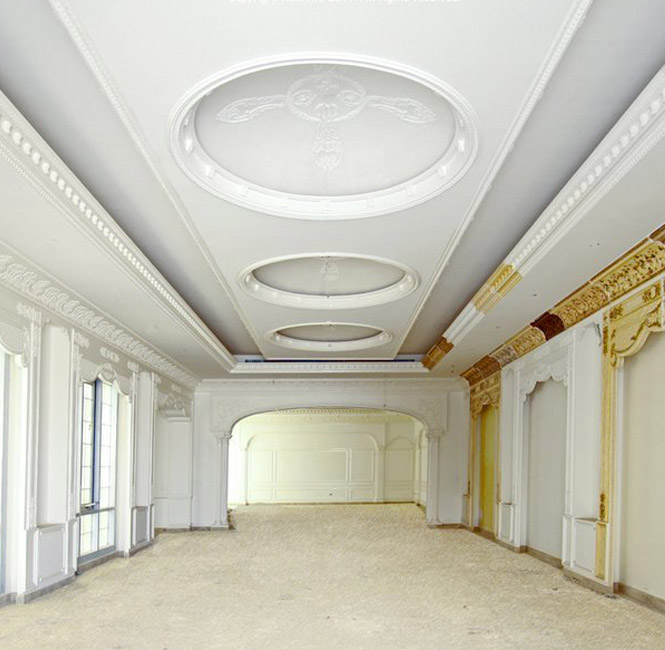 GRC WORK, DECORATIVE CEILINGS
